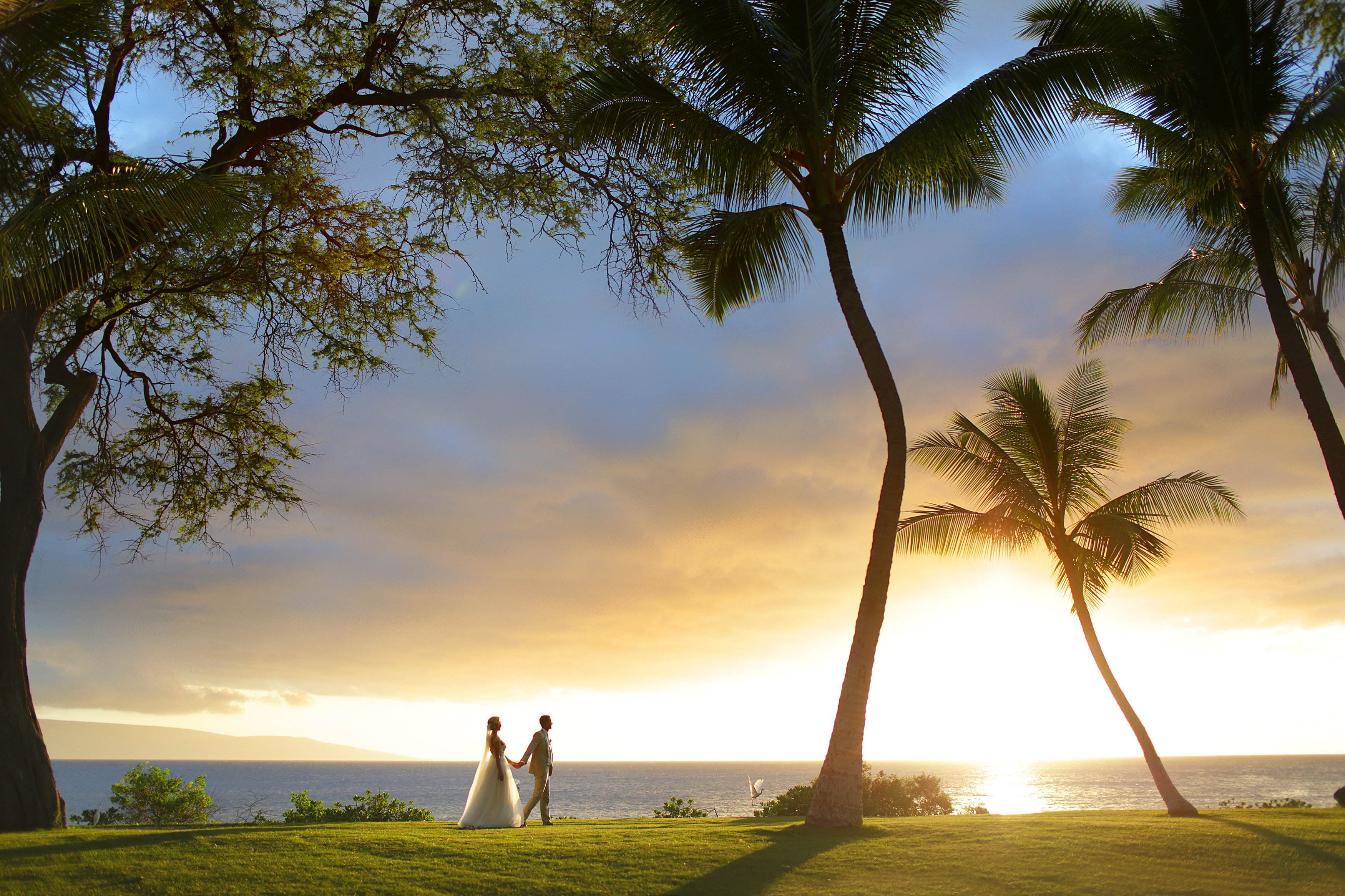 An 'Unplugged' Maui Wedding