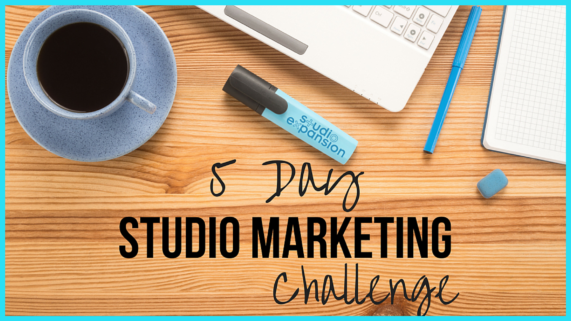 5 Day Studio Marketing Challenge