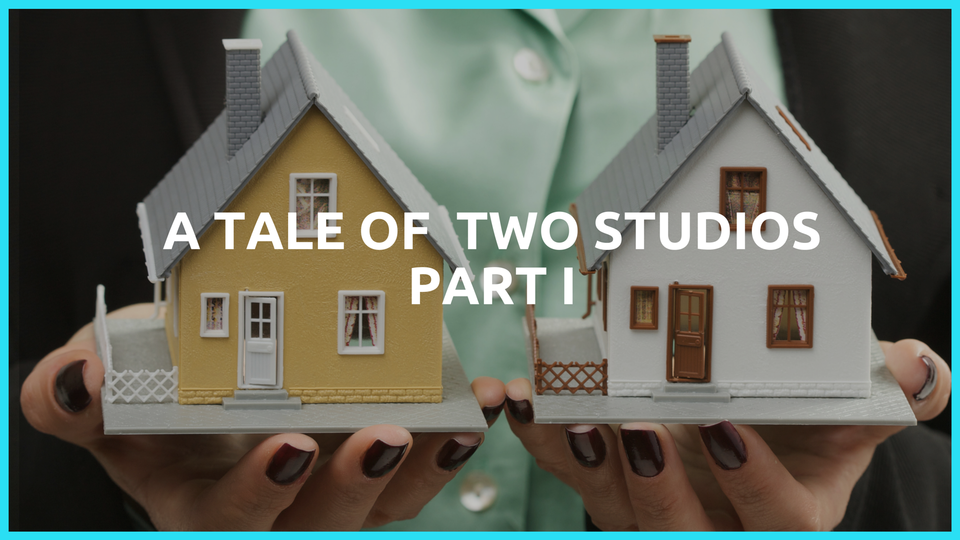 A Tale of Two Studios Part I