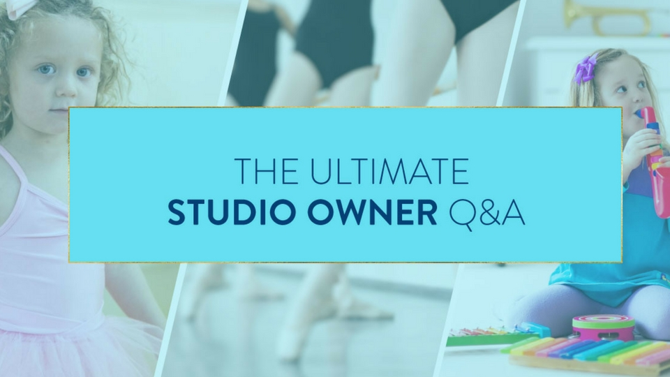 The ULTIMATE Studio Owner Q&A