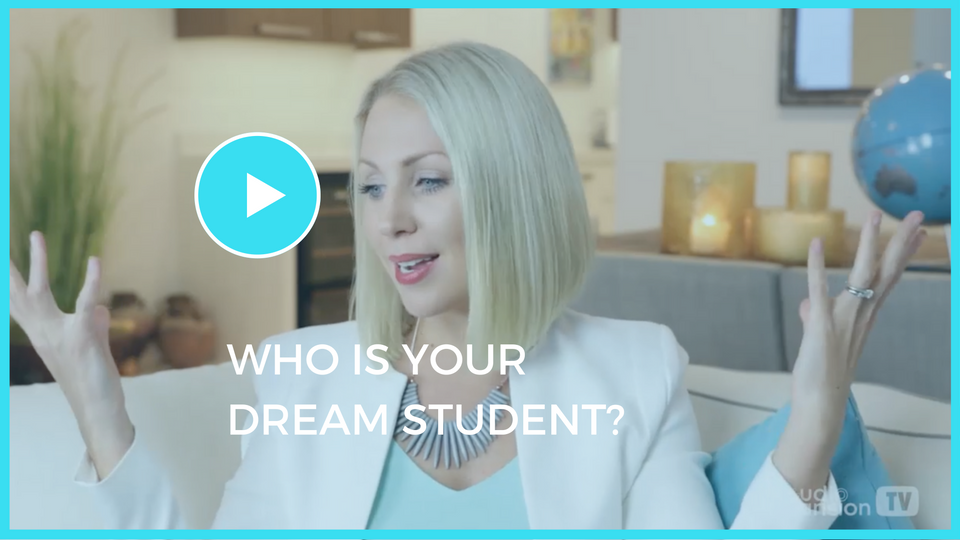 Who Is Your Dream Student?