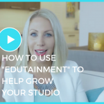 How To Use Edutainment To Help Grow Your Studio