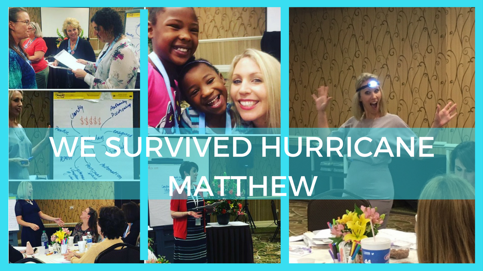 We Survived Hurricane Matthew