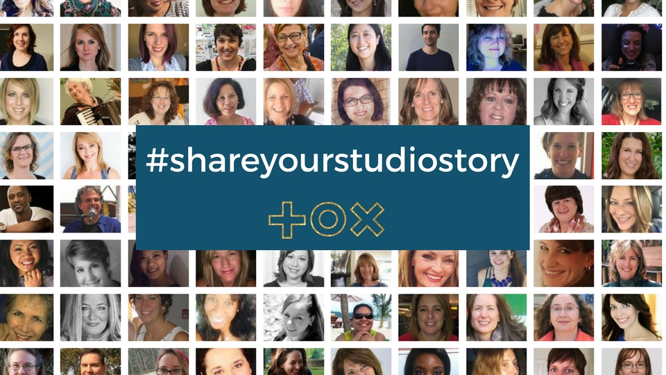 #shareyourstudiostory – Vote for your favourite video!