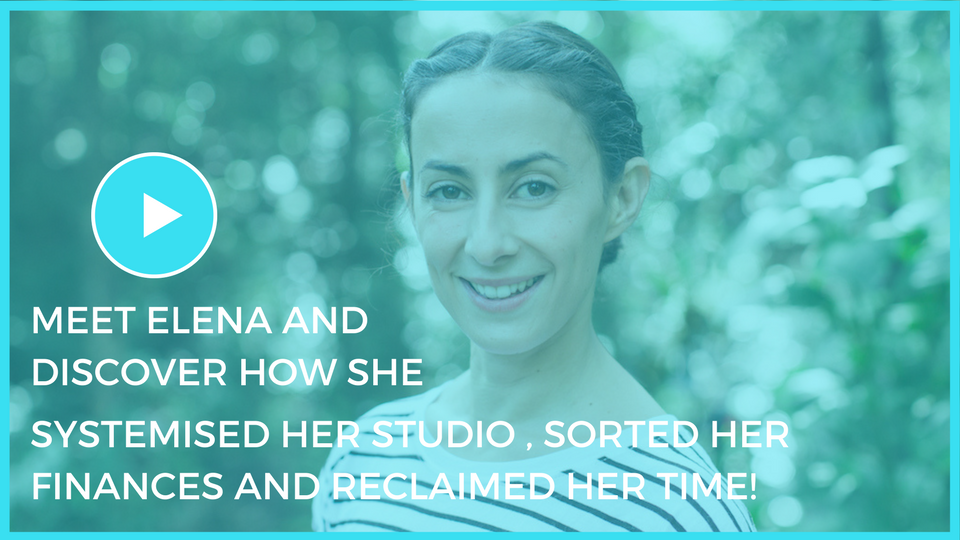 SUPER STAR STUDIO OWNER! Meet Elena and discover how studio systems gave her FREEDOM!
