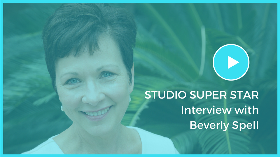 Studio Superstar Interview with Beverly Spell