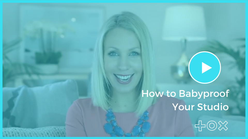 How to Babyproof Your Studio Business