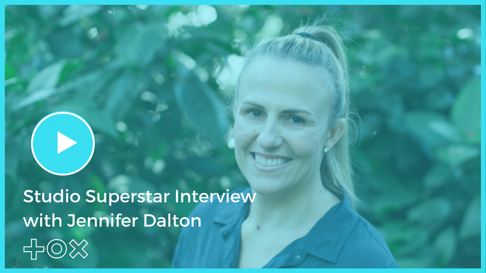 Superstar Interview with Jen Dalton