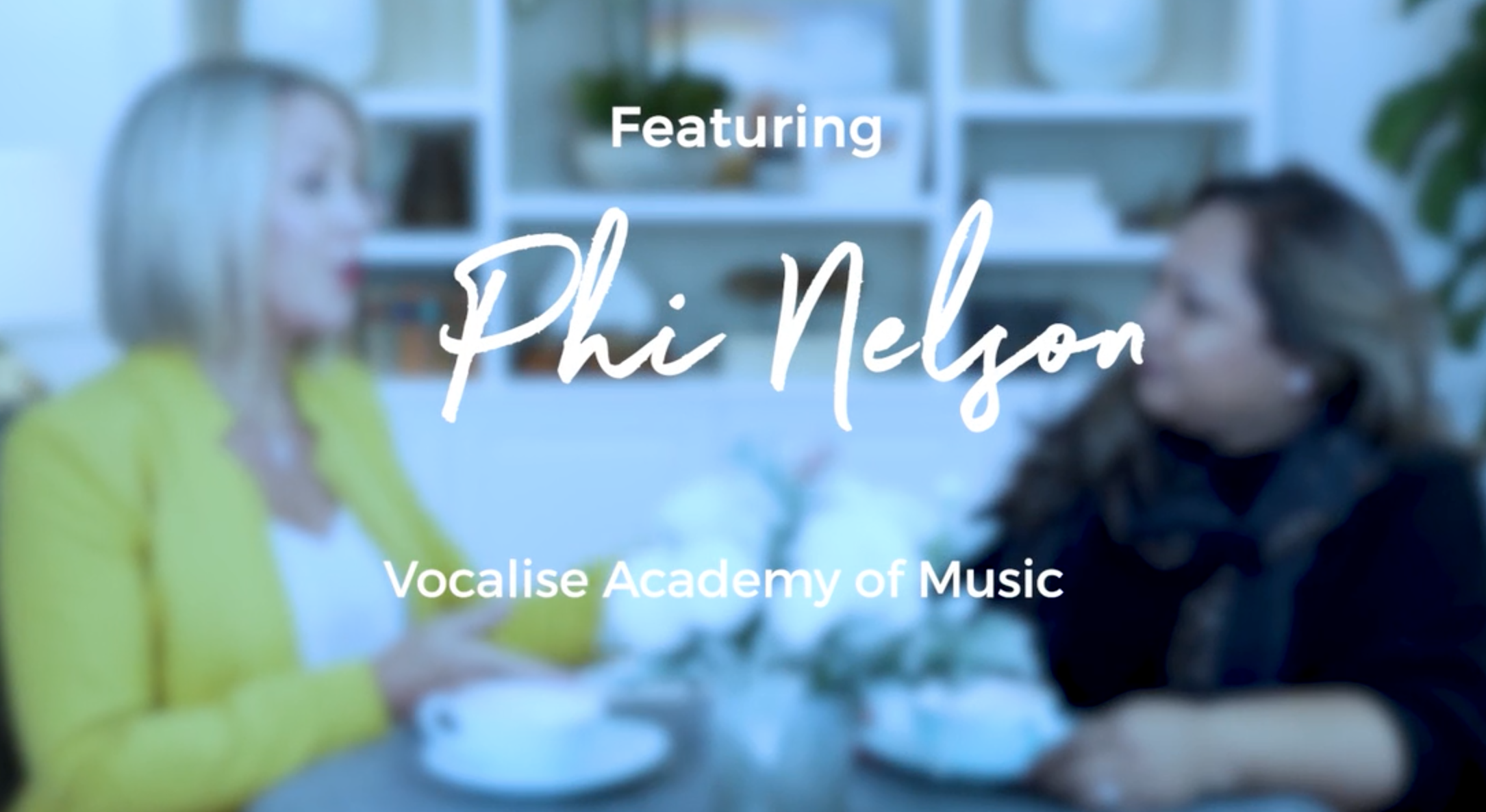 High Tea with Chantelle – Featuring Phi Nelson