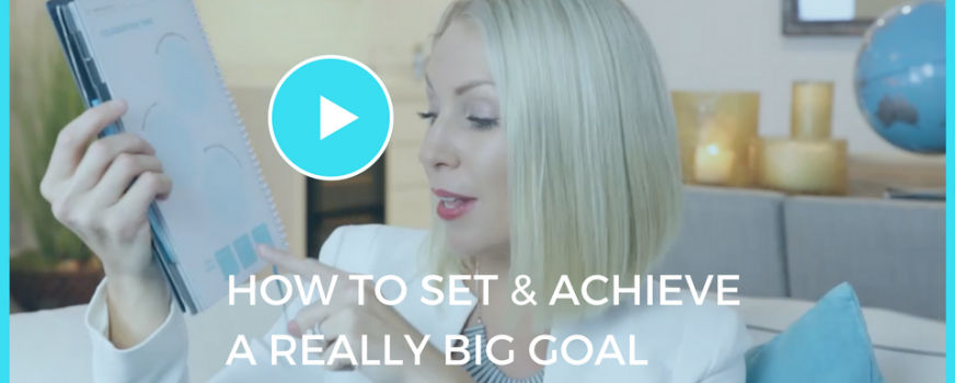 How To Set And Achieve A Really Big Goal For Your Studio