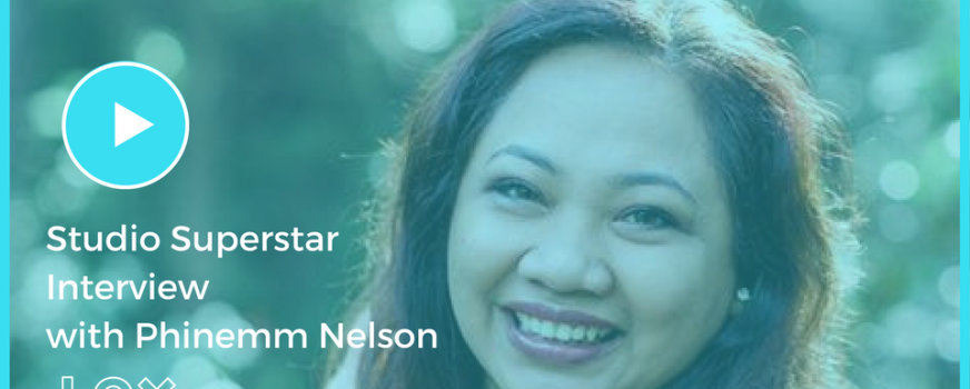 Superstar Interview with Phi Nelson- Creating a teacher training program