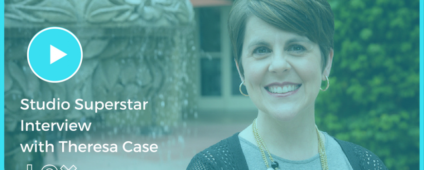 Studio Superstar Interview with Theresa Case