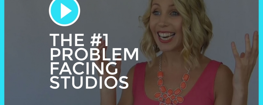 The #1 Problem Facing Studios