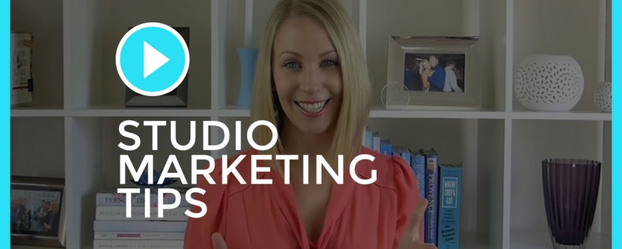 Studio Marketing Tips