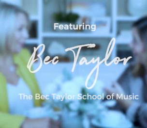 'Changes you can make in your business model which will create unbelievable growth in your studio' High Tea with Chantelle featuring Bec Taylor