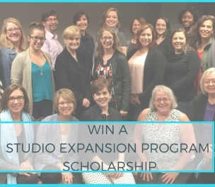 Win a Scholarship for The Studio Expansion Program