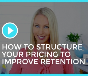 How to Structure Your Pricing to Improve Retention
