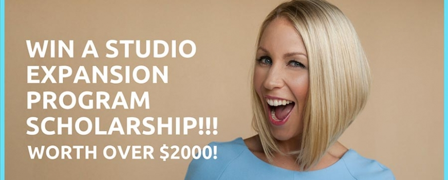 WIN A STUDIO EXPANSION PROGRAM SCHOLARSHIP WORTH OVER $2000